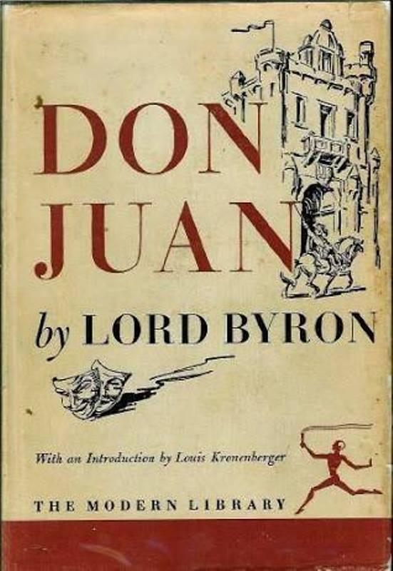 Don Juan karya Lord Byron