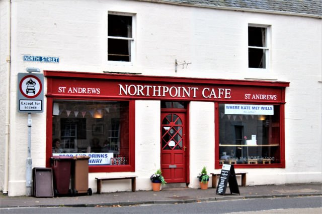 Northpoint Cafe St. Andrews