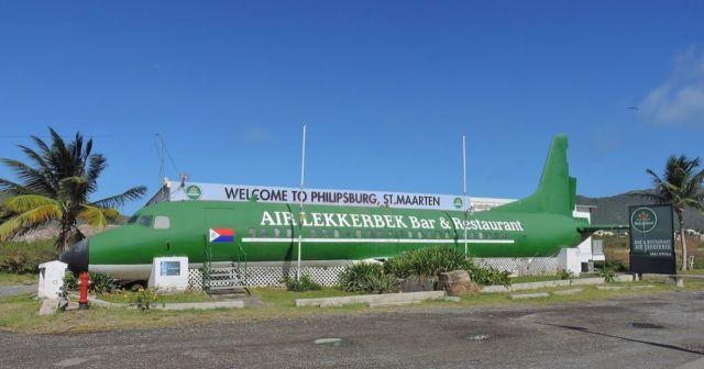 Air Lekkerbek Bar