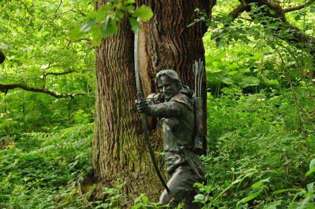 Robin Hood di Sherwood