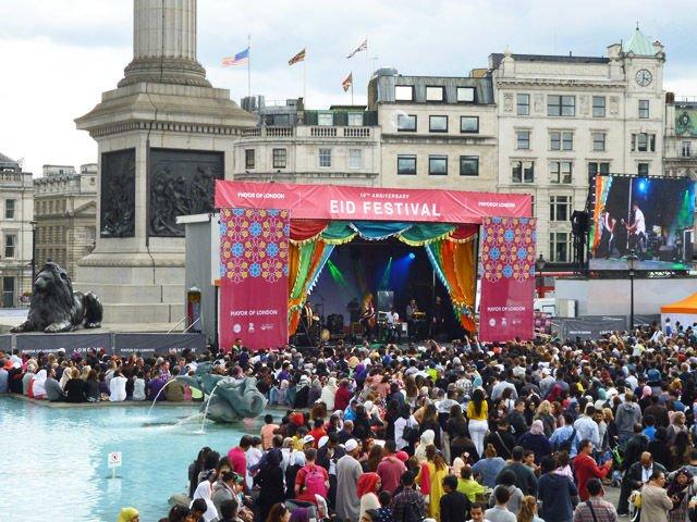 London Eid Festival