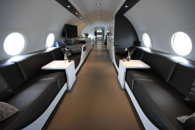 ruang dalam pesawat