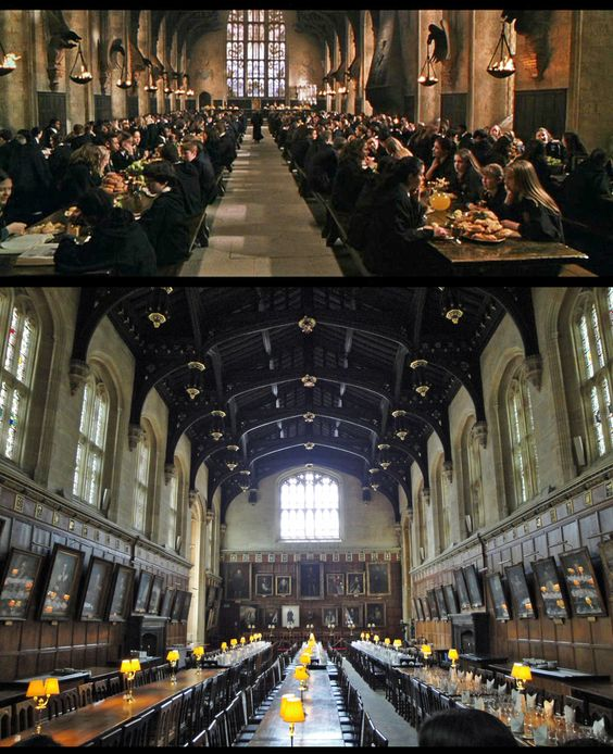 Great Dining Hall at Christ Church College