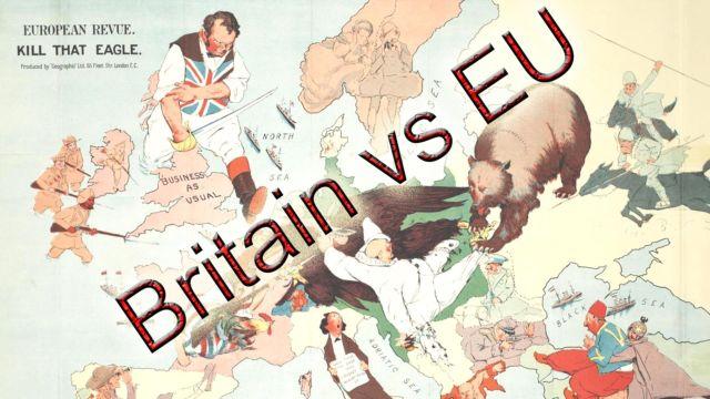 EU vs Britain