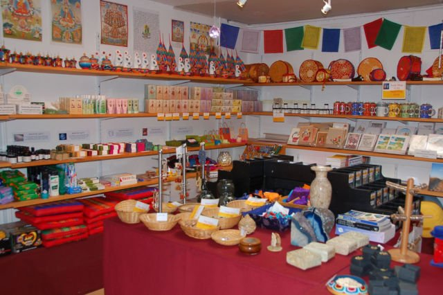 Samye Ling Shop