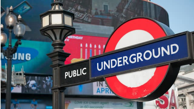 Lambang London Tube