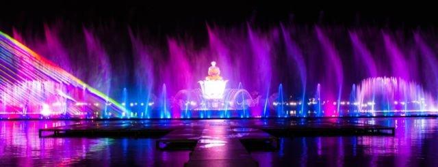 Air Mancur Taman Sri Baduga