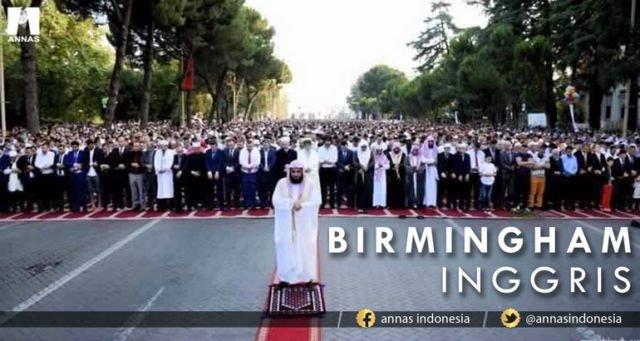Perayaan Idul Fitri di Inggris