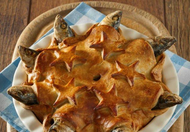 The Cornish Delicacy, Stargazy Pie
