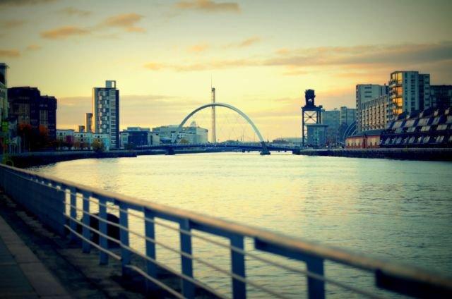 Lanskap Glasgow