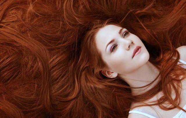 Rambut Merah