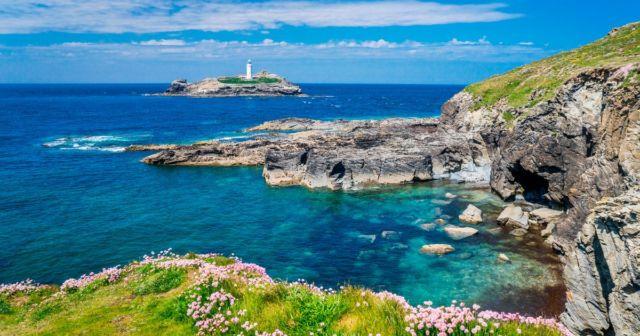 Godrevy Portreath Heritage Coast Cornwall