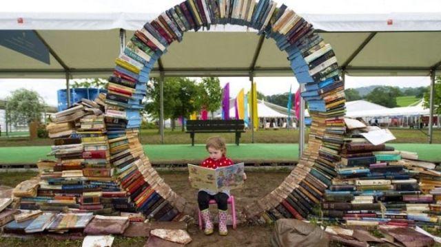 Hay-On-Wye Kota Buku,