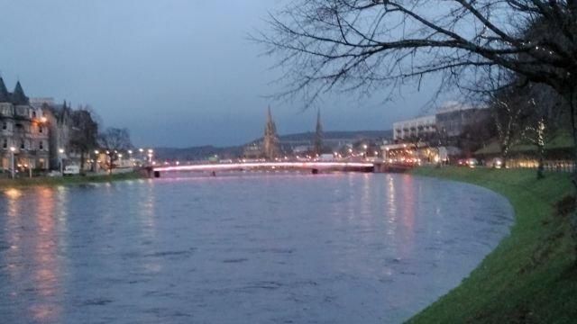 Inverness (Foto Pribadi)