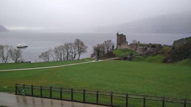 Urquhart Castle (Foto Pribadi)