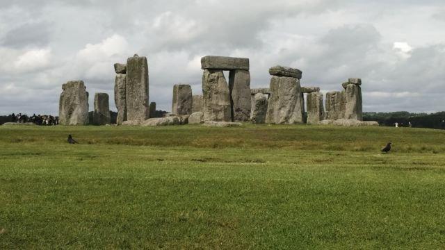 Stonehenge (Foto Pribadi)
