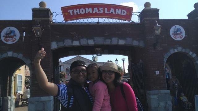 Thomas Land (Foto Pribadi)