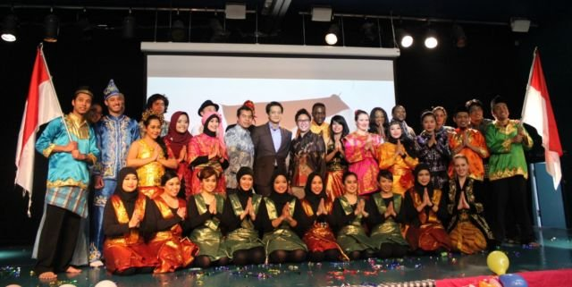 Acara Indonesia Cultural Day PPI Glasgow