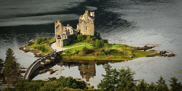 Kastil Eilean