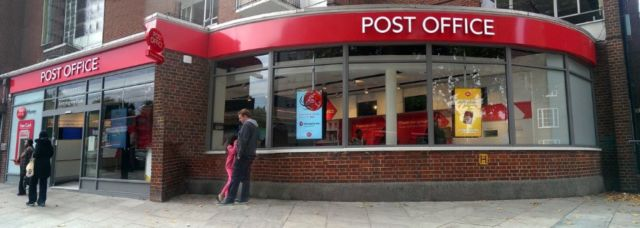 Post Office London