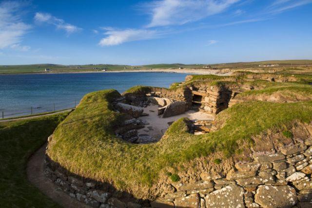 Pulau Orkney, Skotlandia
