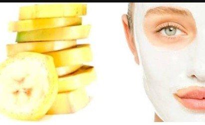 Masker Pisang