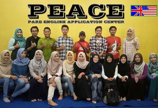 Lembaga kursus Peace