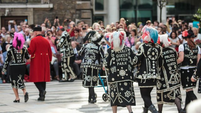 Pearly Kings and Queen Festival
