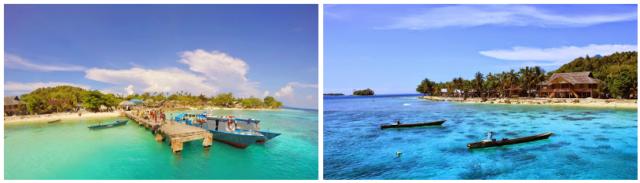 Pulau Lelei dan Guraici