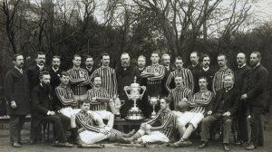 sejarah sepakbola Inggris