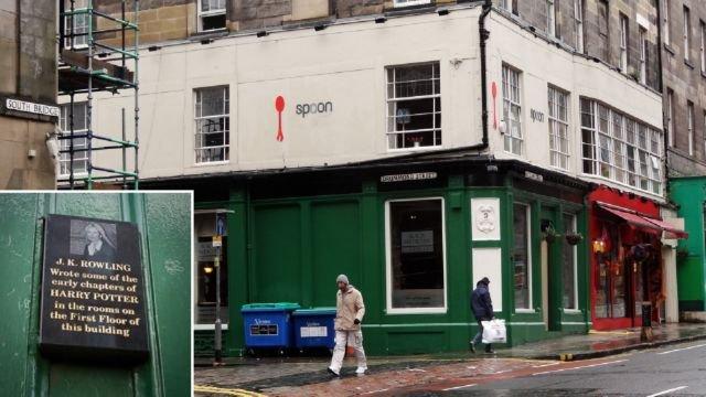 Nicolson's Cafe