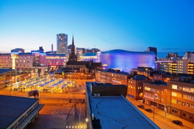 Kota Birmingham