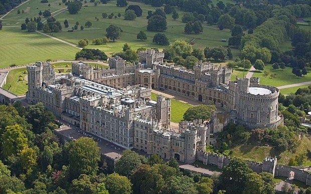 Kemegahan Kastil Windsor
