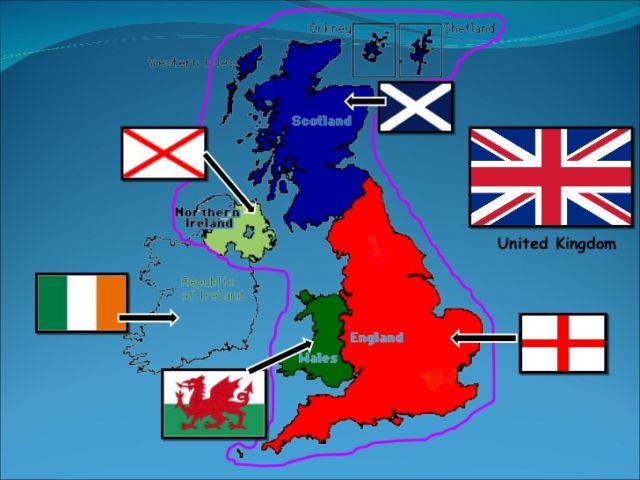 Ke-4 Negara UK