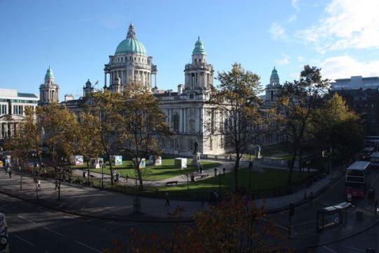Belfast, Irlandia Utara
