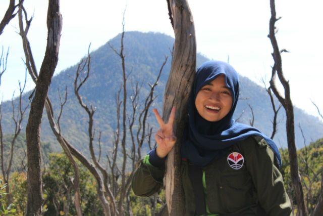 Pendakian di Gunung Papandayan
