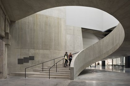 The Tanks, Tate Modern