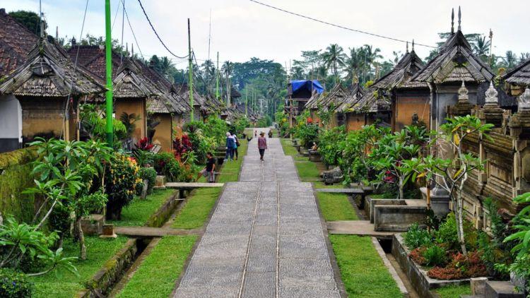 Libur Lebaran Mau Ke Mana Yuk Ke Desa Panglipuran Desa