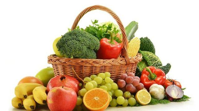 Sayur dan Buah-Buahan