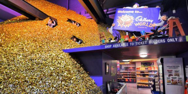 Cadburry World