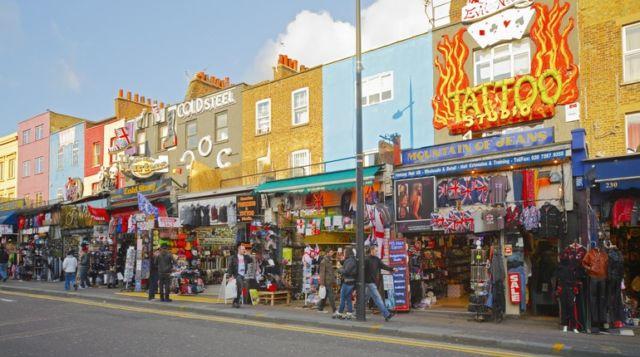 Camden Town Market