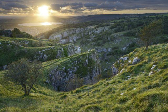 Pesona Cheddar Gorge