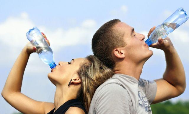 Minum air putih penting