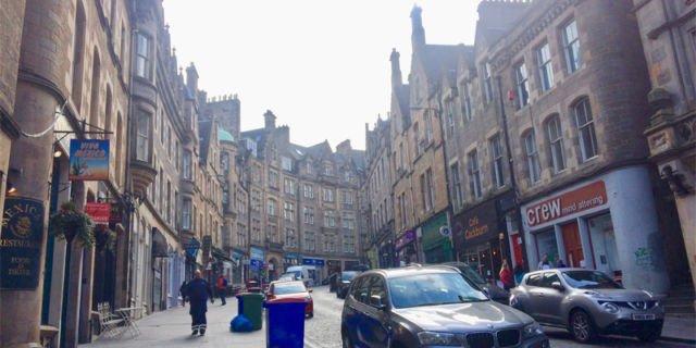 The Old Town (Dokumen pribadi)