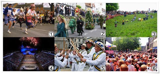Tradisi dan Festival di Britain