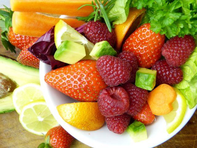 Buah dan sayur yang sehat untuk tubuh