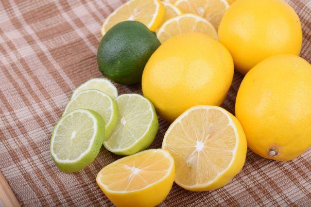 Lemon dan Lime
