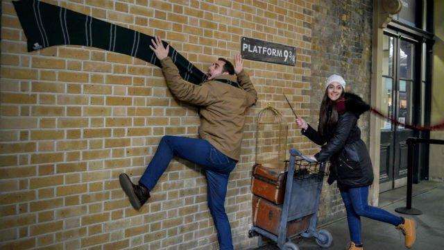 Ngerasain serunya jadi siswa di Hogwarts