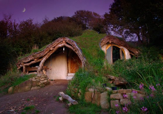 The Hobbits House