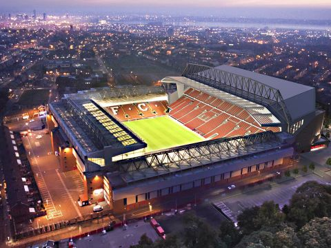 Liverpool Stadion